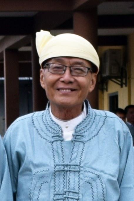 U Aung Thin Image